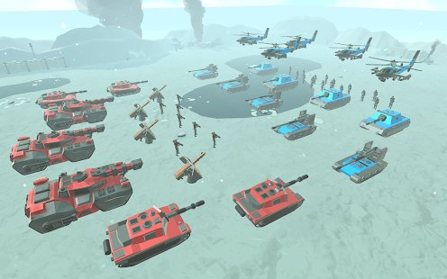 Screenshot Army Battle Simulator
