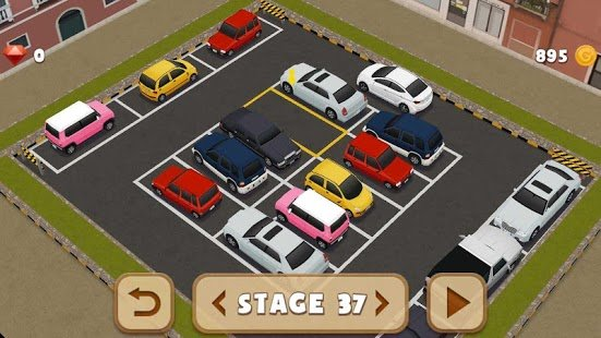 Screenshot Dr. Parking 4