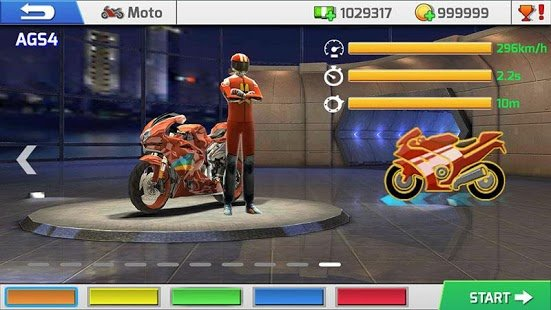 Screenshot Real Bike Racing