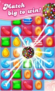 Screenshot Candy Crush Jelly Saga