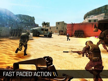 Screenshot Bullet Force