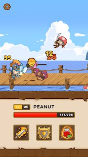 Screenshot Postknight