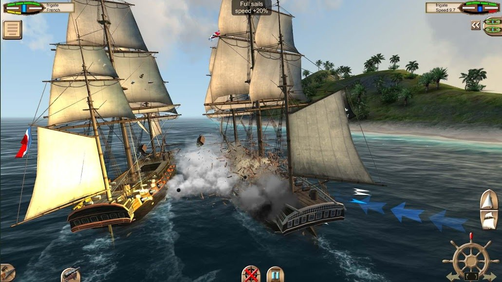 Download The Pirate Caribbean Hunt [MOD Money, Premium