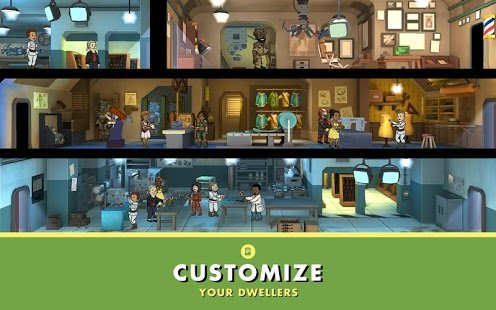 Screenshot Fallout Shelter