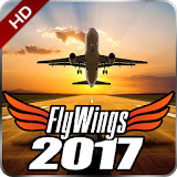 Flight Simulator FlyWings 2017 HD