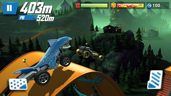 Screenshot Hot Wheels: Race Off