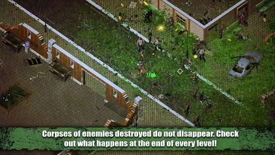 Screenshot Zombie Shooter - Survive the undead outbreak
