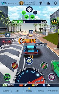 Screenshot Nitro Racing GO