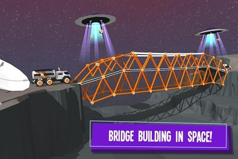 Screenshot Build a Bridge!