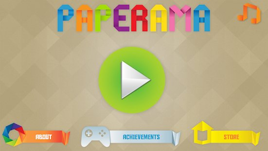 Screenshot Paperama