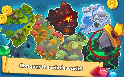 Screenshot Hustle Castle: Fantasy Kingdom