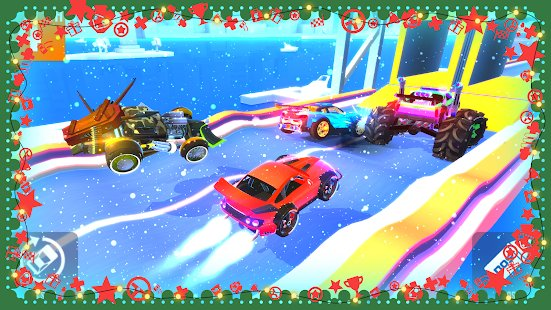 Screenshot SUP Multiplayer Racing