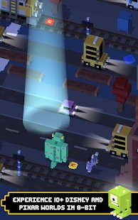 Screenshot Disney Crossy Road