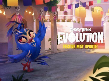 Screenshot Angry Birds Evolution