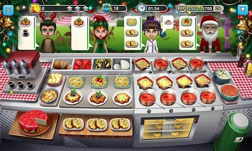 Screenshot Food Truck Chef: Cooking Game