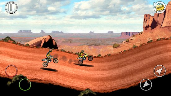 Screenshot Mad Skills Motocross 2