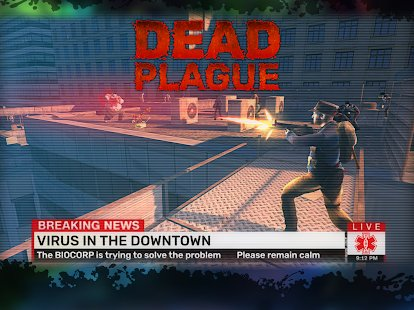 Screenshot DEAD PLAGUE: Zombie Outbreak