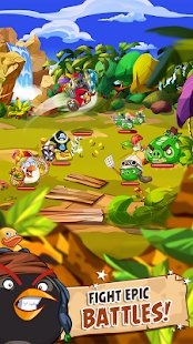 Screenshot Angry Birds Epic RPG