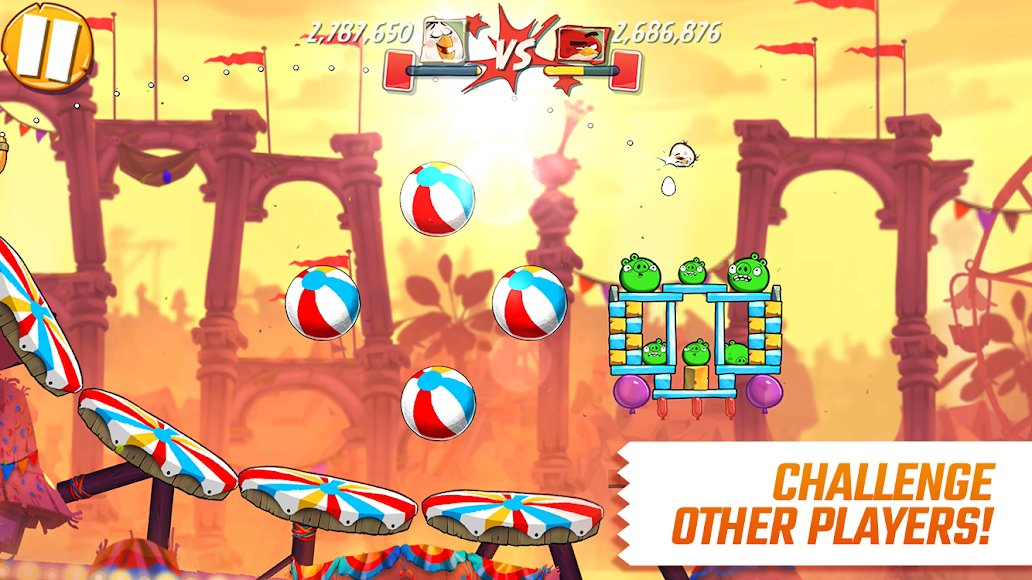 angry birds 2 hacked version apk