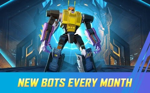 Screenshot TRANSFORMERS: Forged to Fight