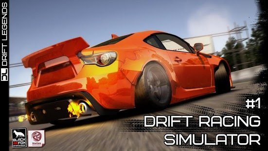 Screenshot Drift Legends