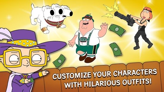 Screenshot Family Guy