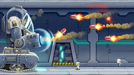 Screenshot Jetpack Joyride