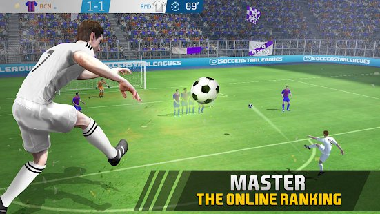 Screenshot Soccer Star 2018 Top Leagues