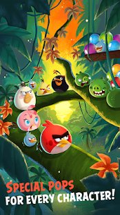 Screenshot Angry Birds POP Bubble Shooter