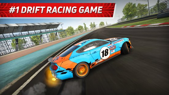 Screenshot CarX Drift Racing