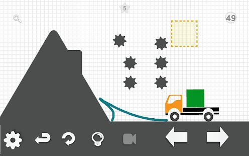 Screenshot Brain it on the truck!