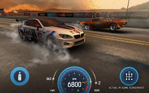 Screenshot Nitro Nation Drag Racing