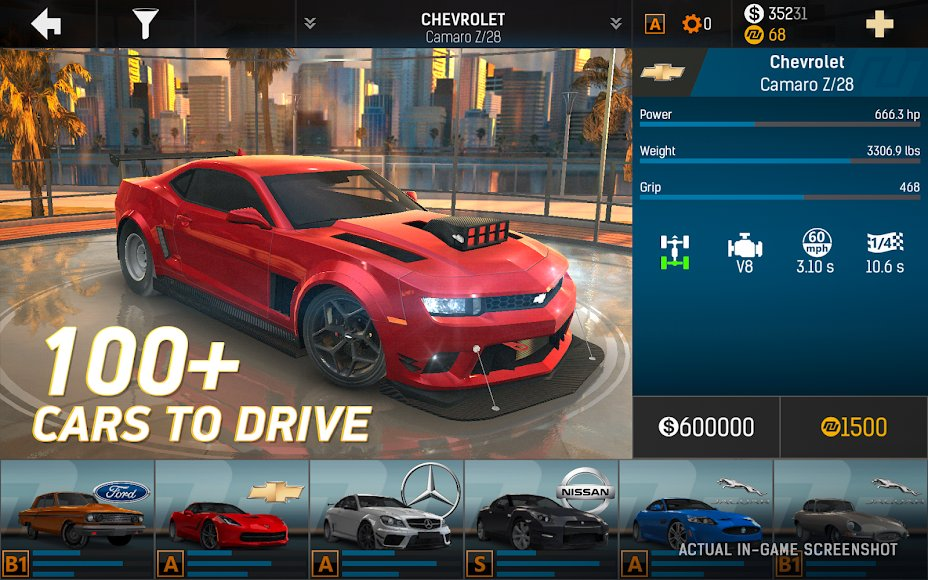Mobile Car Repair >> Download Nitro Nation Drag Racing [MOD Unlocked] 6.7.1 APK ...