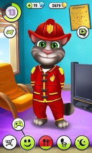 Screenshot My Talking Tom