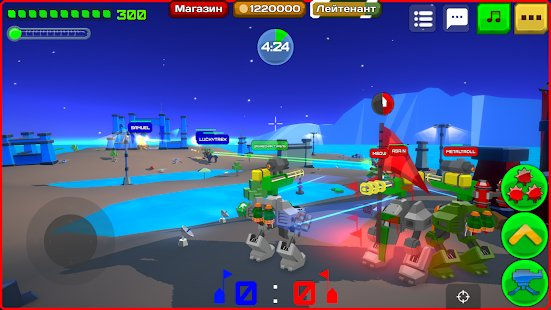 Screenshot Armored Squad: Mechs vs Robots