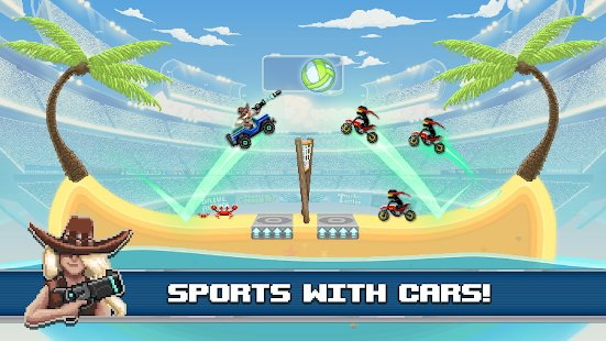 Screenshot Drive Ahead! Sports