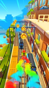Screenshot Subway Surfers