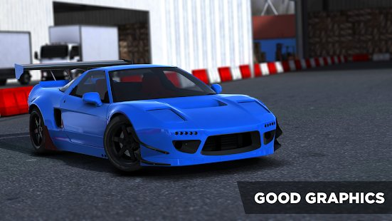 Screenshot Redline: Drift