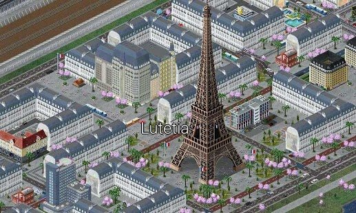 Screenshot TheoTown City Simulation