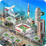 Icon TheoTown City Simulation