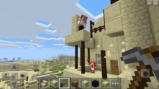 Screenshot Minecraft: Pocket Edition