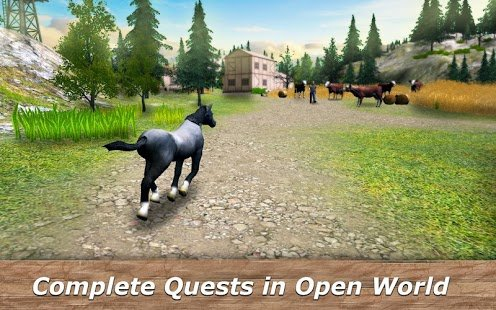 Screenshot 🐴 Horse Stable: Herd Care Simulator