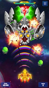 Screenshot Space Shooter : Galaxy Attack