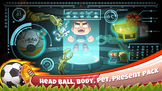 Screenshot Head Soccer