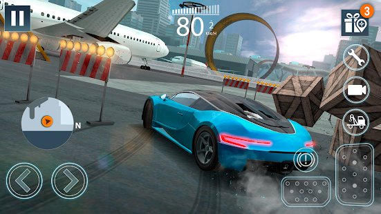 Screenshot Extreme Car Driving Simulator 2