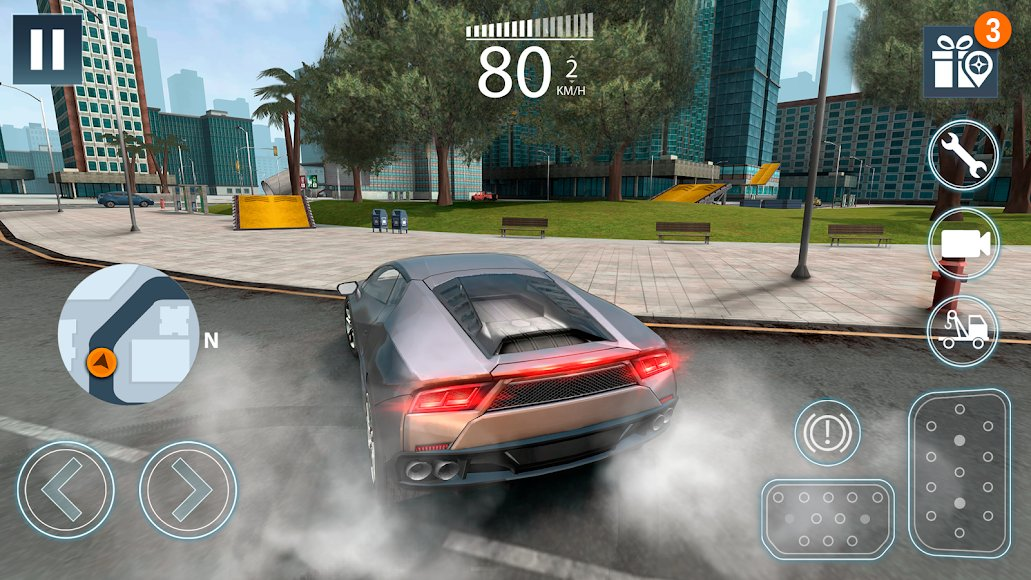 Download Extreme Car Driving Simulator 2 Mod Money Adfree 1 4 0