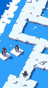 Screenshot Crossy Road