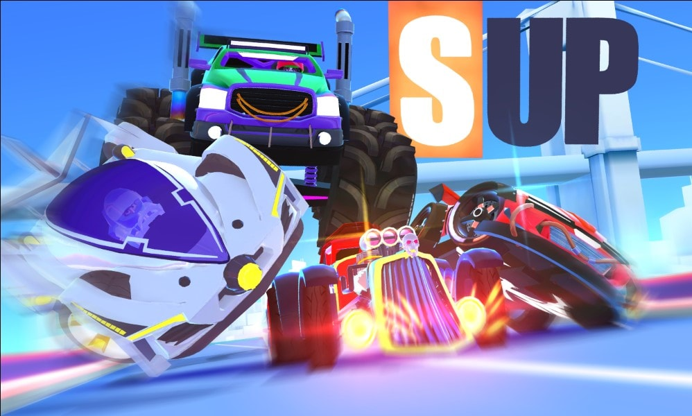 Free SUP Multiplayer Racing (Money Mod)