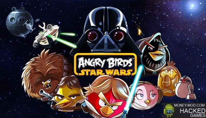 Angry Birds Star Wars (Unlimited Mod)