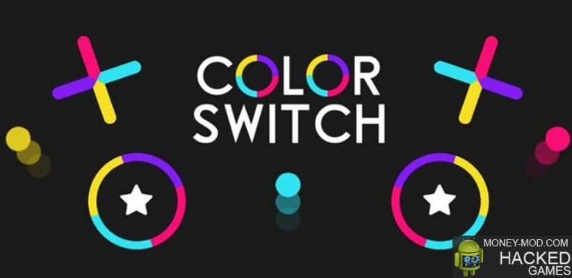 Color Switch (Mod StarsUnlocked)